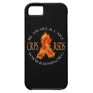 iPhone 5/5Sの炎のリボンの箱 iPhone SE/5/5s ケース
