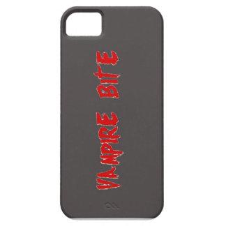 Iphone 5/5sカバー、吸血鬼のかみ傷の黒 iPhone SE/5/5s ケース