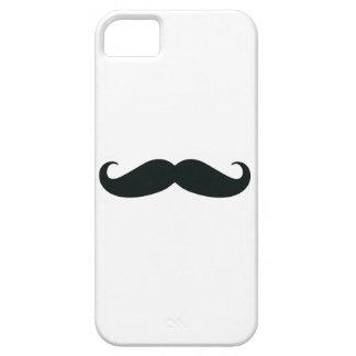 iPhone 5/5S、やっとそこに髭の箱 iPhone 5 ベアリーゼアケース