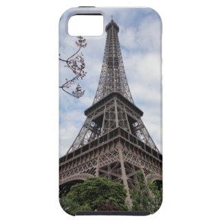 iphone 5/5s 「エッフェル塔」の皮 iPhone SE/5/5s ケース