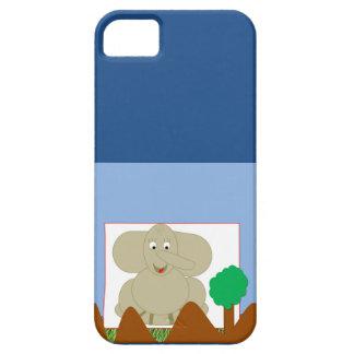 iphone 5 barlyそこにQPCのテンプレートのiPhone 5の場合 iPhone SE/5/5s ケース