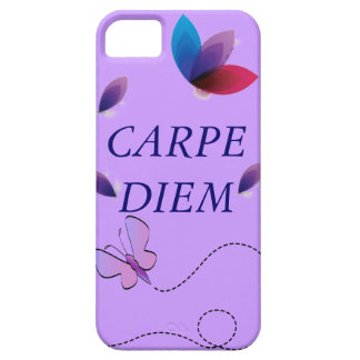 "iPHONE 5"" Carpe Diemの場合 iPhone SE/5/5s ケース"