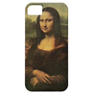 iPhone 5 case Leonardo da Vinci Mona Lisa モナリザ iPhone SE/5/5s ケース