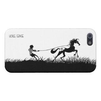 Iphone 5 Jamieおよびドングリの投げ縄 iPhone 5 カバー