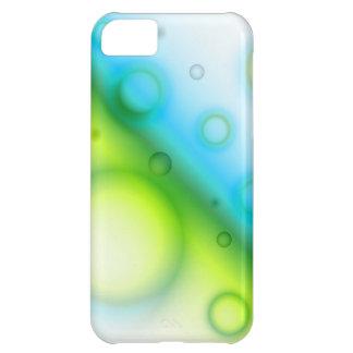 iPhone 5cケースの泡抽象的な背景 iPhone5Cケース