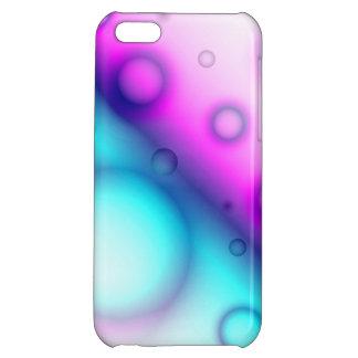 iPhone 5cケースの泡抽象芸術 iPhone5Cカバー