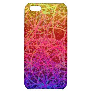 iPhone 5cケースのInformelの芸術の抽象芸術 iPhone5Cケース