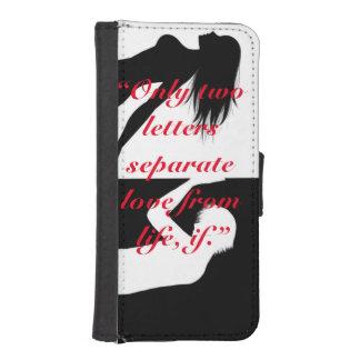 iphone 5sの札入れの電話箱 iPhoneSE/5/5sウォレットケース