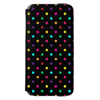 iPhone 6つのウォレットケースの水玉模様 Incipio Watson™ iPhone 5 財布型ケース
