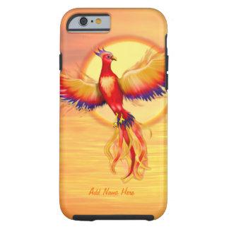 iPhone 6のためのフェニックスの上昇の例 ケース