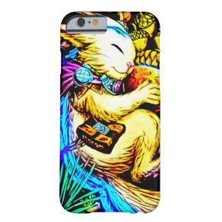 iPhone 6のやっとそこに日本製アニメの妖精の精神の森林フォーク iPhone 6 ベアリーゼアケース