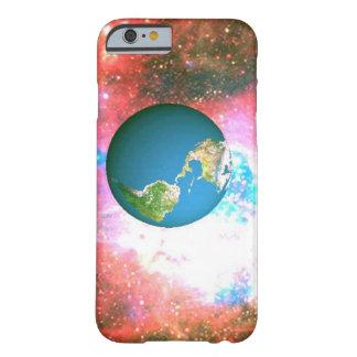 iPhone 6のやっとそこにhighsaltireによる惑星 iPhone 6 ベアリーゼアケース