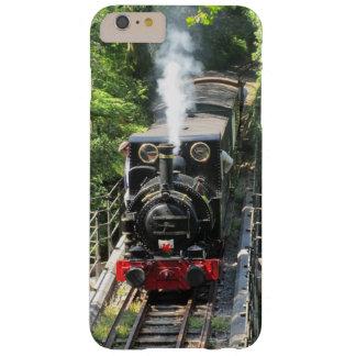 iPhone 6のケースの蒸気の列車ウェールズ Barely There iPhone 6 Plus ケース