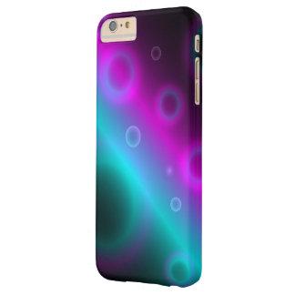 iPhone 6のプラスの場合の泡抽象的な背景 Barely There iPhone 6 Plus ケース