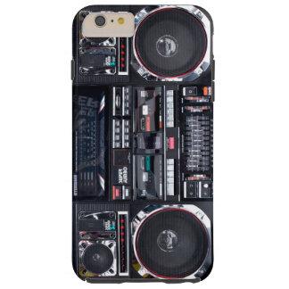 iPhone 6の堅いBoomboxの場合 Tough iPhone 6 Plus ケース