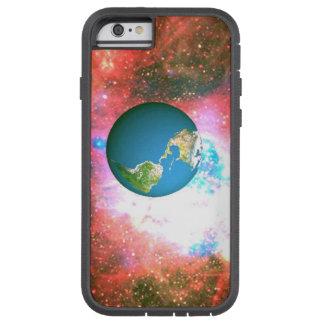 iPhone 6の堅いXtremeの惑星のhighsaltire Tough Xtreme iPhone 6 ケース