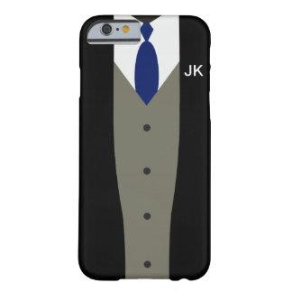 iPhone 6の場合の上品な人のスーツの箱 Barely There iPhone 6 ケース