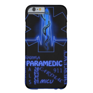 iPhone 6の救急医療隊員の携帯電話カバー Barely There iPhone 6 ケース