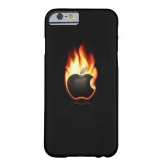 iPhone 6の非常に熱いりんごの箱 Barely There iPhone 6 ケース