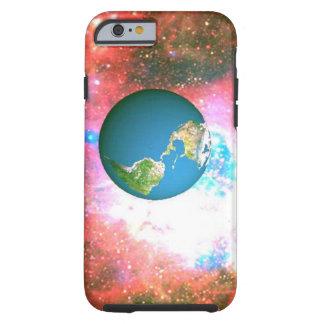 iPhone 6のhighsaltireによる堅い惑星 ケース
