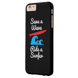 iPhone 6プラスカバー場合-ライダーサーファー スリム iPhone 6 Plus ケース