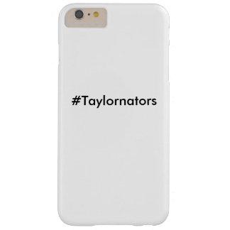 iPhone 6/6sの#Taylornatorsの場合 Barely There iPhone 6 Plus ケース