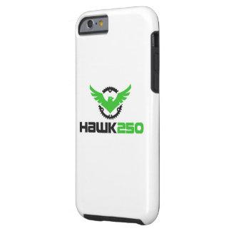 iPhone 6/6s、堅い電話緑のタカ250の箱 ケース