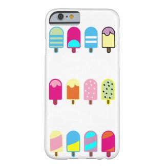 iphone 6sのアイスクリームの電話箱 barely there iPhone 6 ケース