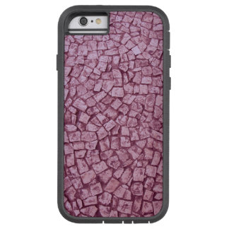 iPhone 6sの電話箱、ピンクの玉石 Tough Xtreme iPhone 6 ケース