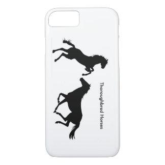 iPhone 7のための馬のイメージ、やっとそこに iPhone 8/7ケース