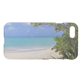 iPhone 7のはっきりディフレクターの箱の海景 iPhone 8/7 ケース