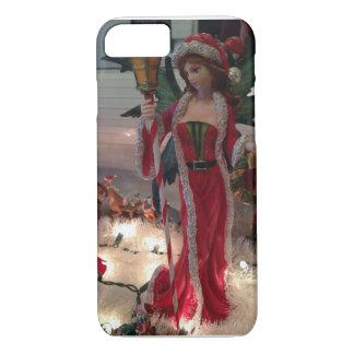 iPhone 7のクリスマスの妖精 iPhone 8/7ケース
