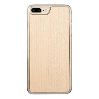 iPhone 7のプラスの切り分けられた場合 Carved iPhone 8 Plus/7 Plus ケース