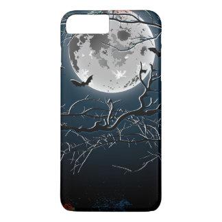 IPhone 7のプラスの場合のハッピーハローウィン iPhone 8 Plus/7 Plusケース