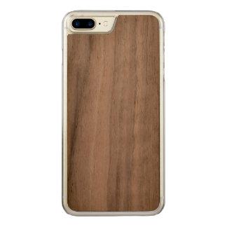 iPhone 7のプラスの木製の場合 Carved iPhone 7 Plus ケース