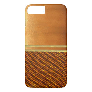 iPhone 7のプラスの銅の場合 iPhone 8 Plus/7 Plusケース