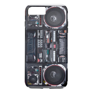 iPhone 7の堅いBoomboxの場合 iPhone 8 Plus/7 Plusケース