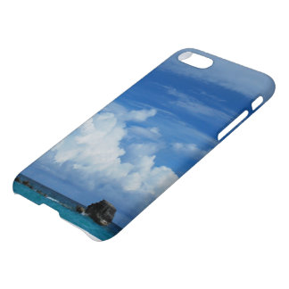 iPhone 7の場合のバミューダ島のOceanview iPhone 8/7 ケース