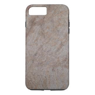 iPhone 7の場合のブラウンの大理石と堅い穹窖 iPhone 8 Plus/7 Plusケース