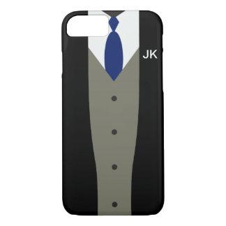 iPhone 7の場合の上品な人のスーツの箱 iPhone 8/7ケース