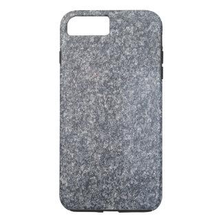iPhone 7の場合のBlkまたは灰色の大理石と堅い穹窖 iPhone 8 Plus/7 Plusケース