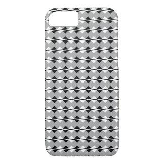iPhone 7の場合-目の錯覚灰色か黒いか白 iPhone 8/7ケース