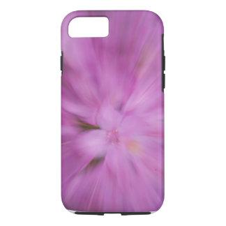 iPhone 7のCase mateの堅いピンクのスターバストの場合 iPhone 8/7ケース