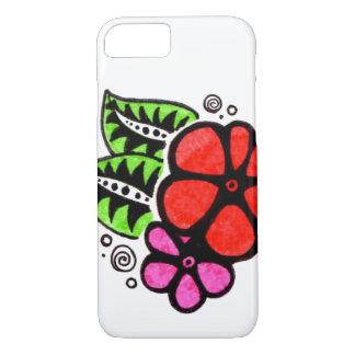 iPhone 7、やっとそこに手描きのデザインと iPhone 8/7ケース