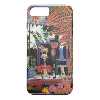 iPhone 7+ 場合のボーリング・ボールの家絵画 iPhone 8 Plus/7 Plusケース