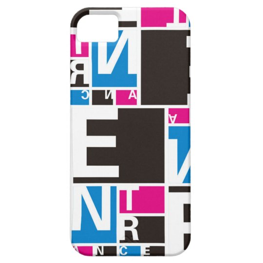 iPhone case SE/5/5s (Color)[Grid] iPhone SE/5/5s ケース