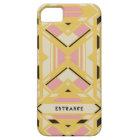 iPhone case SE/5/5s (Gold)[Art Deco] iPhone SE/5/5s ケース