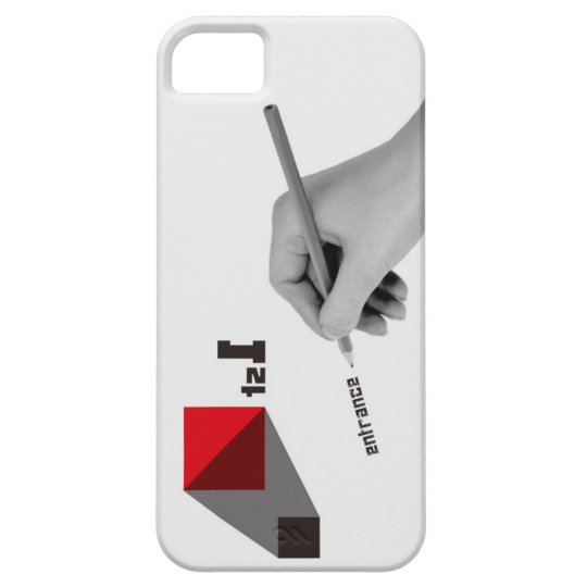 iPhone case SE/5/5s (Hand) [Russian Avant-gardee] iPhone SE/5/5s ケース