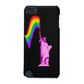 iPodの箱陽気な自由の女神 iPod Touch 5G ケース