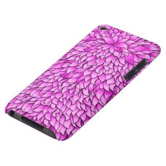 ipod touchのピンクの毛皮で覆われた場合 Case-Mate iPod touch ケース